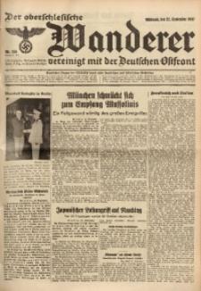 Der Oberschlesische Wanderer, 1937, Jg. 110, Nr. 260