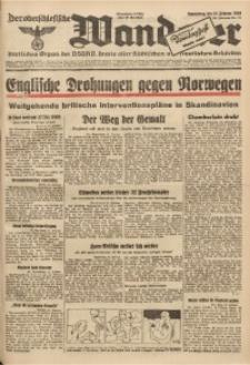 Der Oberschlesische Wanderer, 1940, Jg. 113, Nr. 53