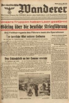 Der Oberschlesische Wanderer, 1940, Jg. 113, Nr. 139