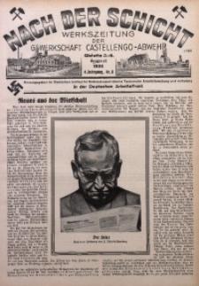 Nach der Schicht, 1934, Jg. 4, Nr. 8