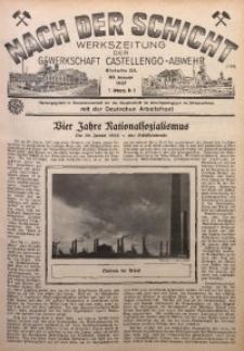 Nach der Schicht, 1937, Jg. 7, Nr. 3