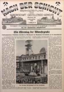 Nach der Schicht, 1937, Jg. 7, Nr. 23