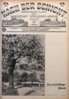 Nach der Schicht, 1939, Jg. 9, Nr. 9