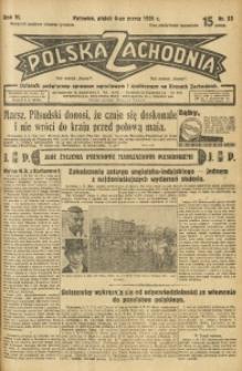 Polska Zachodnia, 1931, R. 6, nr 55