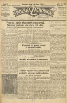 Polska Zachodnia, 1931, R. 6, nr 168