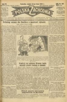 Polska Zachodnia, 1931, R. 6, nr 191