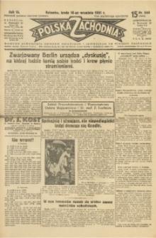 Polska Zachodnia, 1931, R. 6, nr 244