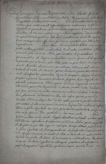 Odpisy dokumentów fundacyjnych uniwersytetu w Ołomuńcu