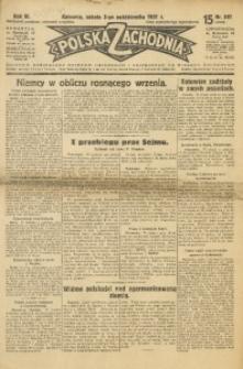 Polska Zachodnia, 1931, R. 6, nr 261