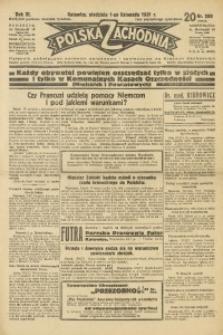 Polska Zachodnia, 1931, R. 6, nr 290