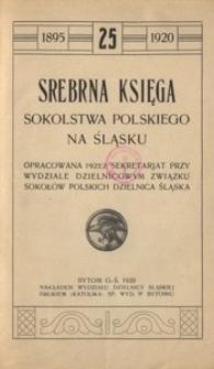 Srebrna księga Sokolstwa Polskiego na Śląsku