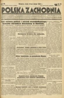 Polska Zachodnia, 1932, R. 7, nr 55