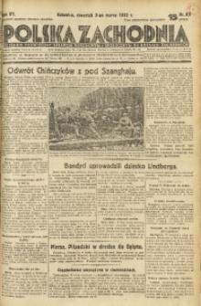 Polska Zachodnia, 1932, R. 7, nr 63