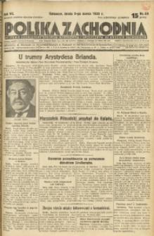 Polska Zachodnia, 1932, R. 7, nr 69