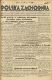 Polska Zachodnia, 1932, R. 7, nr 76