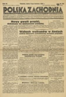 Polska Zachodnia, 1932, R. 7, nr 104