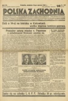 Polska Zachodnia, 1932, R. 7, nr 163