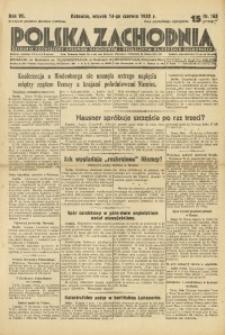Polska Zachodnia, 1932, R. 7, nr 165