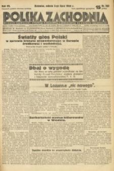 Polska Zachodnia, 1932, R. 7, nr 183