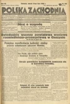 Polska Zachodnia, 1932, R. 7, nr 193