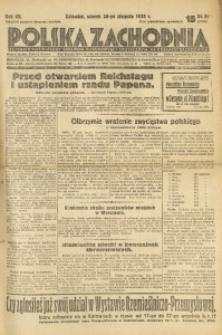 Polska Zachodnia, 1932, R. 7, nr 241