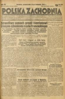 Polska Zachodnia, 1932, R. 7, nr 324