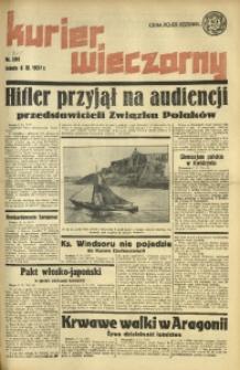 Kurier Wieczorny, 1937, nr 305