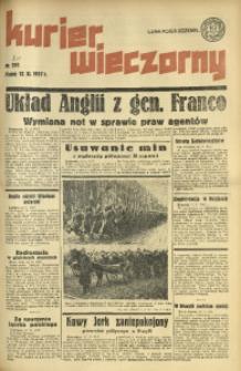 Kurier Wieczorny, 1937, nr 311