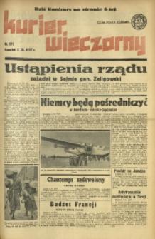 Kurier Wieczorny, 1937, nr 311 [właśc. 331]