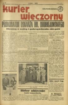 Kurier Wieczorny, 1937, nr 327 [właśc. 347]