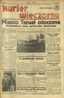 Kurier Wieczorny, 1937, nr 330 [właśc. 350]