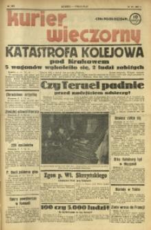 Kurier Wieczorny, 1937, nr 334 [właśc. 354]