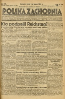 Polska Zachodnia, 1933, R. 8, nr 60
