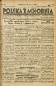 Polska Zachodnia, 1933, R. 8, nr 66