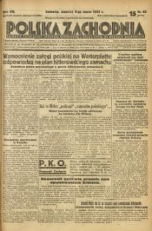 Polska Zachodnia, 1933, R. 8, nr 68
