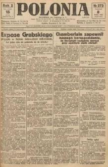 Polonia, 1925, R. 2, nr 273