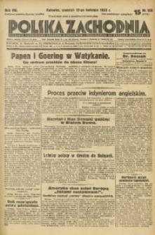 Polska Zachodnia, 1933, R. 8, nr 103