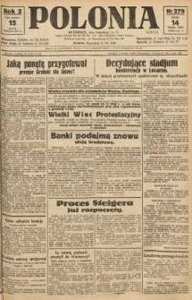 Polonia, 1925, R. 2, nr 279