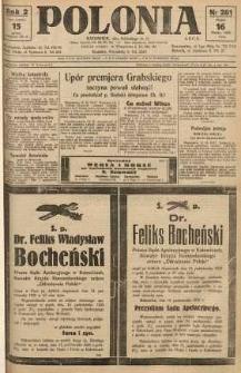 Polonia, 1925, R. 2, nr 281