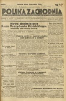 Polska Zachodnia, 1933, R. 8, nr 154