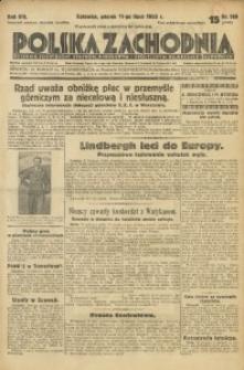Polska Zachodnia, 1933, R. 8, nr 189