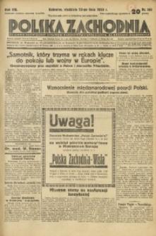 Polska Zachodnia, 1933, R. 8, nr 201