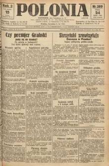 Polonia, 1925, R. 2, nr 289