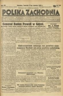 Polska Zachodnia, 1933, R. 8, nr 226