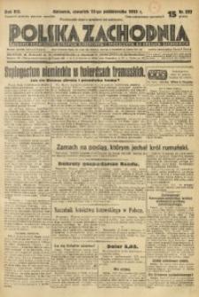 Polska Zachodnia, 1933, R. 8, nr 282