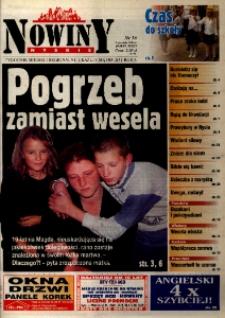 Nowiny Nyskie 2006, nr 36.