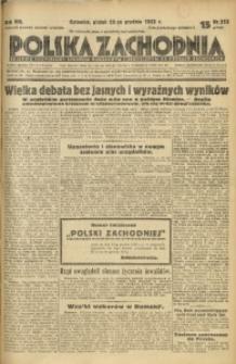 Polska Zachodnia, 1933, R. 8, nr 353