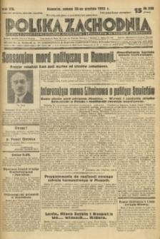 Polska Zachodnia, 1933, R. 8, nr 357