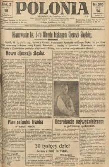 Polonia, 1925, R. 2, nr 310