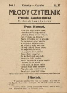 Młody Czytelnik Polski Zachodniej, 1928, R. 2, nr 22